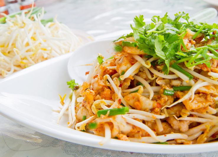 Great thai recipes for vegans and vegetarians vegetarian pad thai forumfinder Choice Image