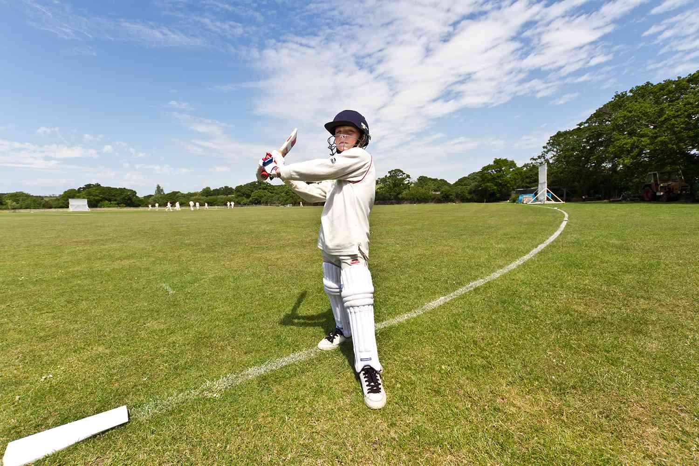 Junior Cricket, Isle of Wight