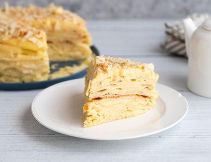 Russian Napoleon Cake recipe