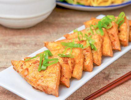 Tofu Marinade and Sauce With Rice Vinegar
