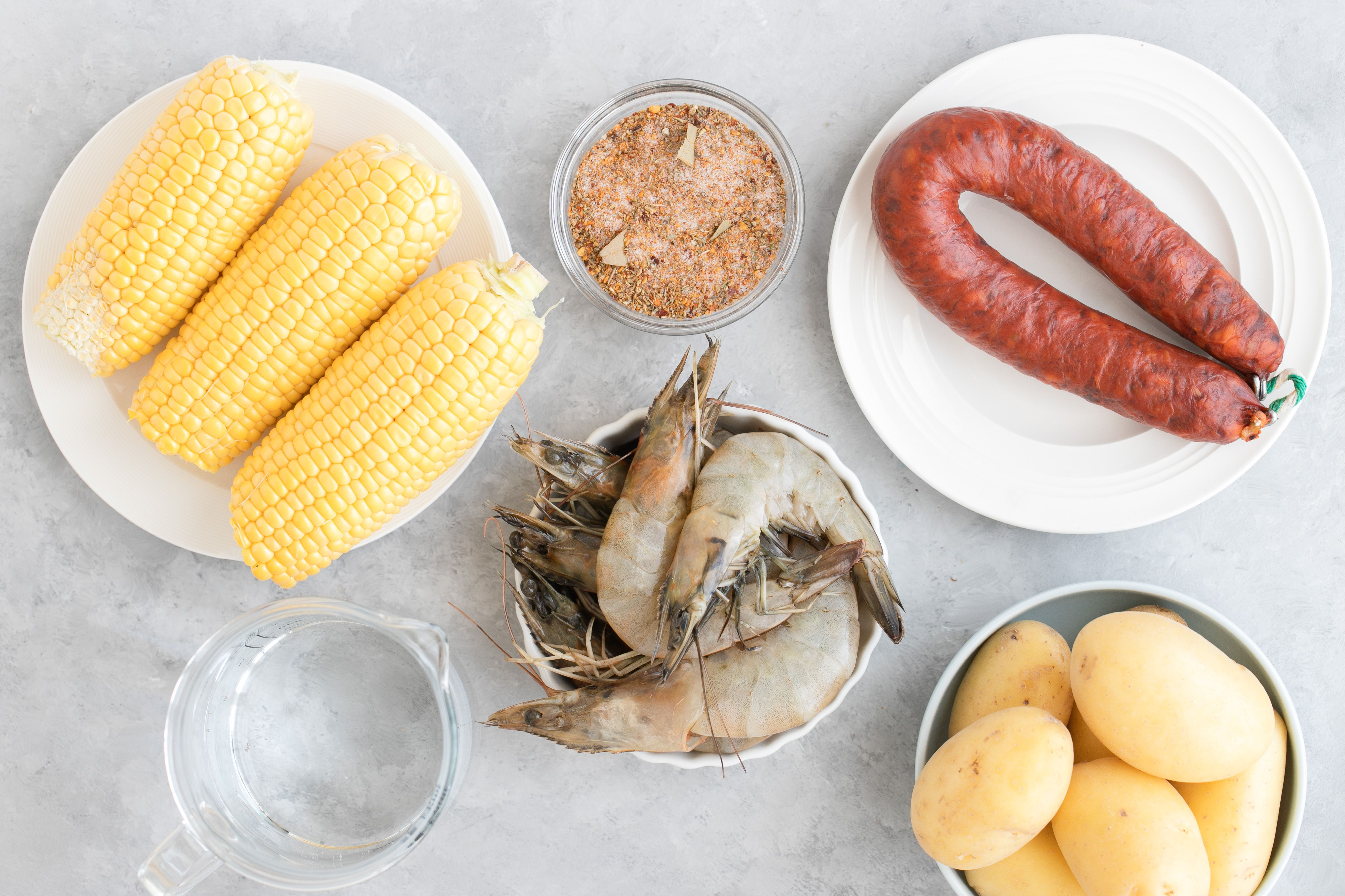 Frogmore Stew (Low Country Boil) Recipe