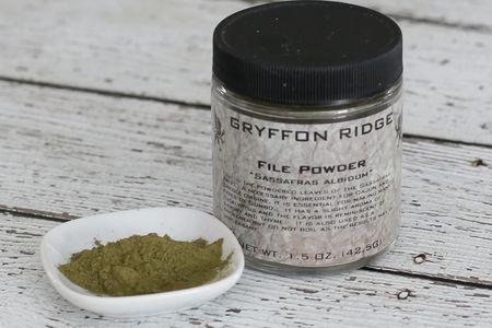 file seasoning ingredients