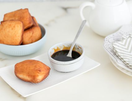 Fastnacht Deep-Fried Doughnuts