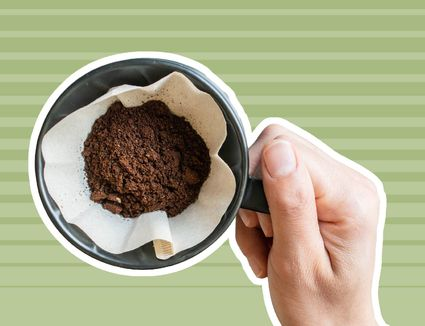 Ground Coffee Composite