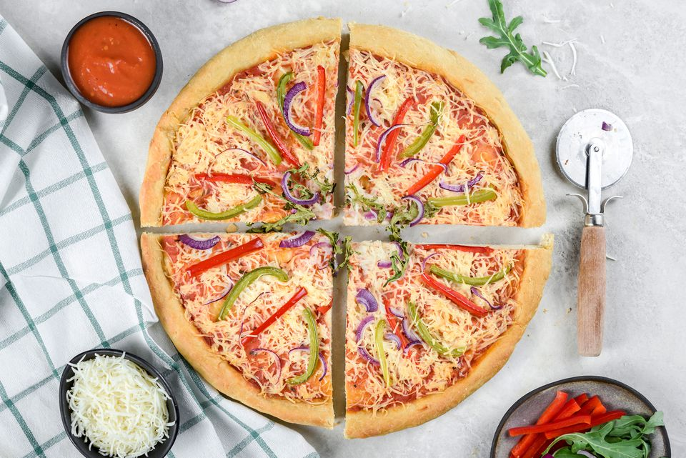 Dairy-Free Gluten-Free Pizza Recipe