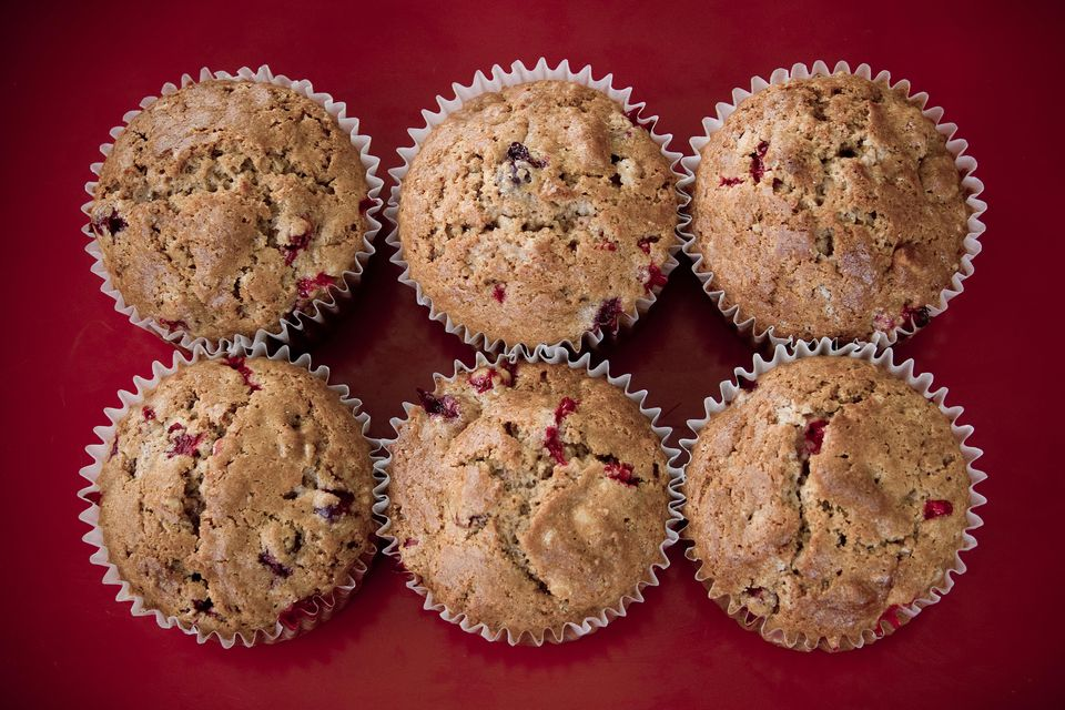 Muffins Top View