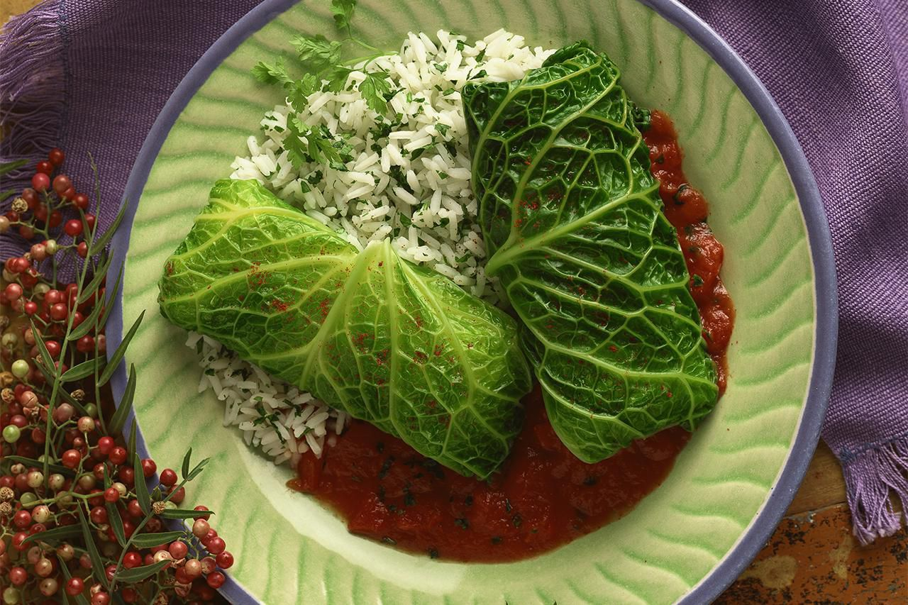 Stuffed Cabbage Roll Recipes