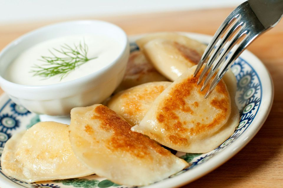 Pierogi from Polana Foods online store