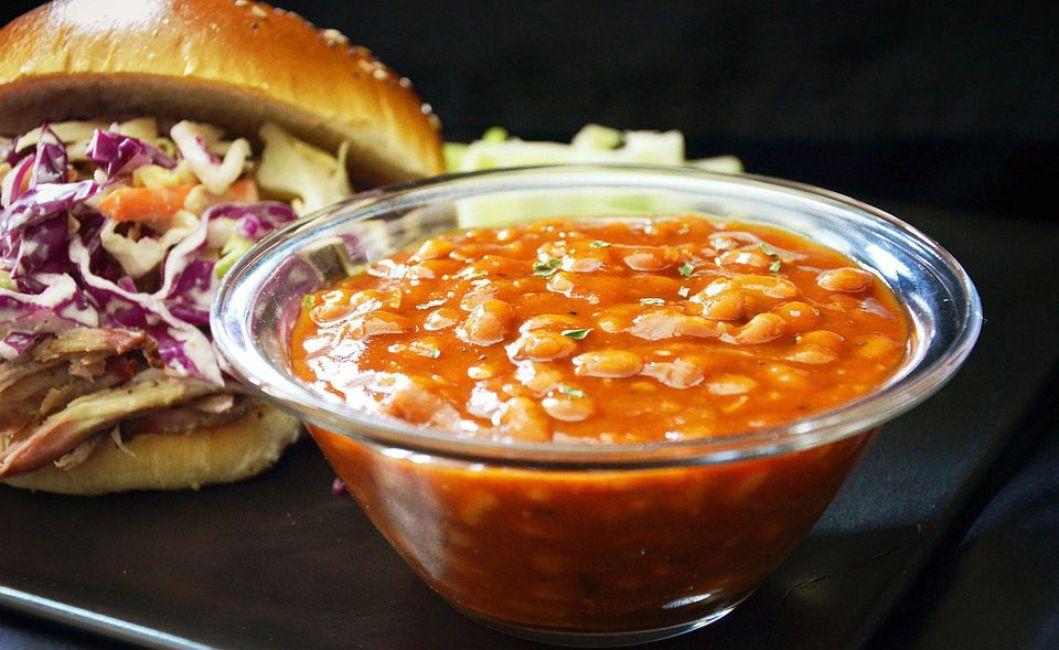 Carolina Barbecue Beans