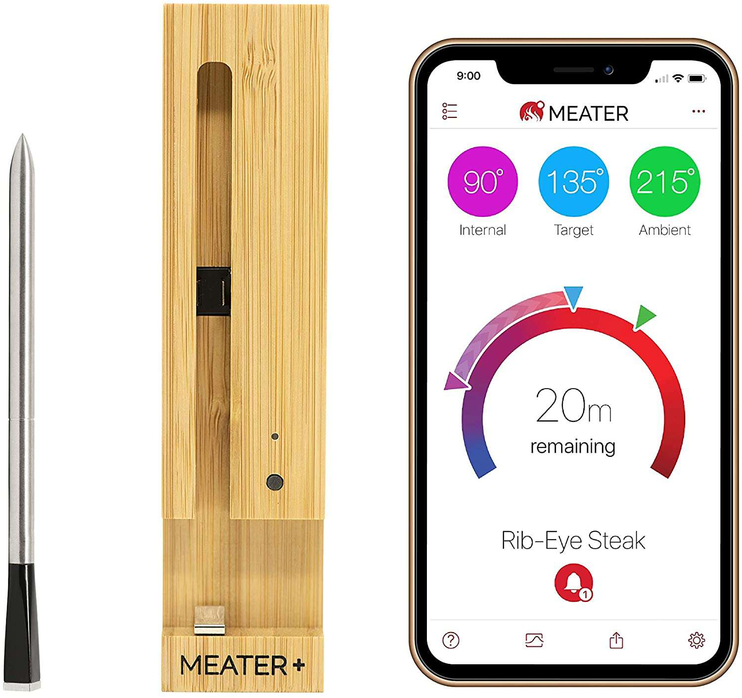 MEATER Plus Meat Thermometer
