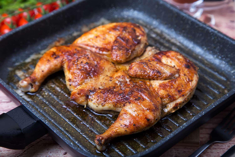 Home Rotisserie Chicken