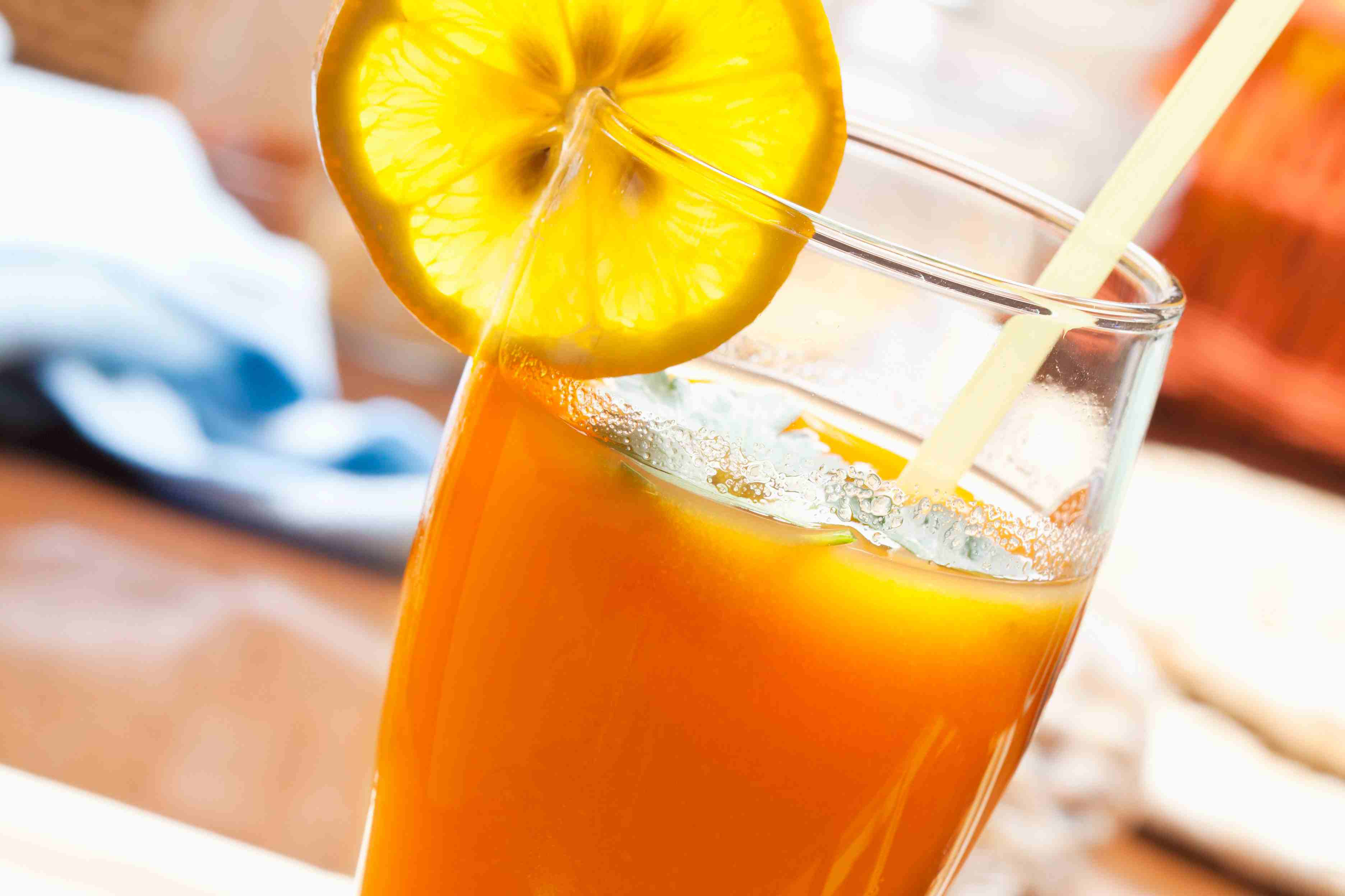 Pumpkin Spice Cocktail with Skyy Vodka