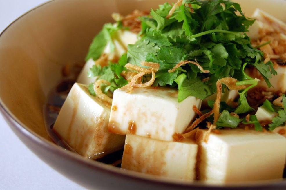 Korean Steamed Tofu