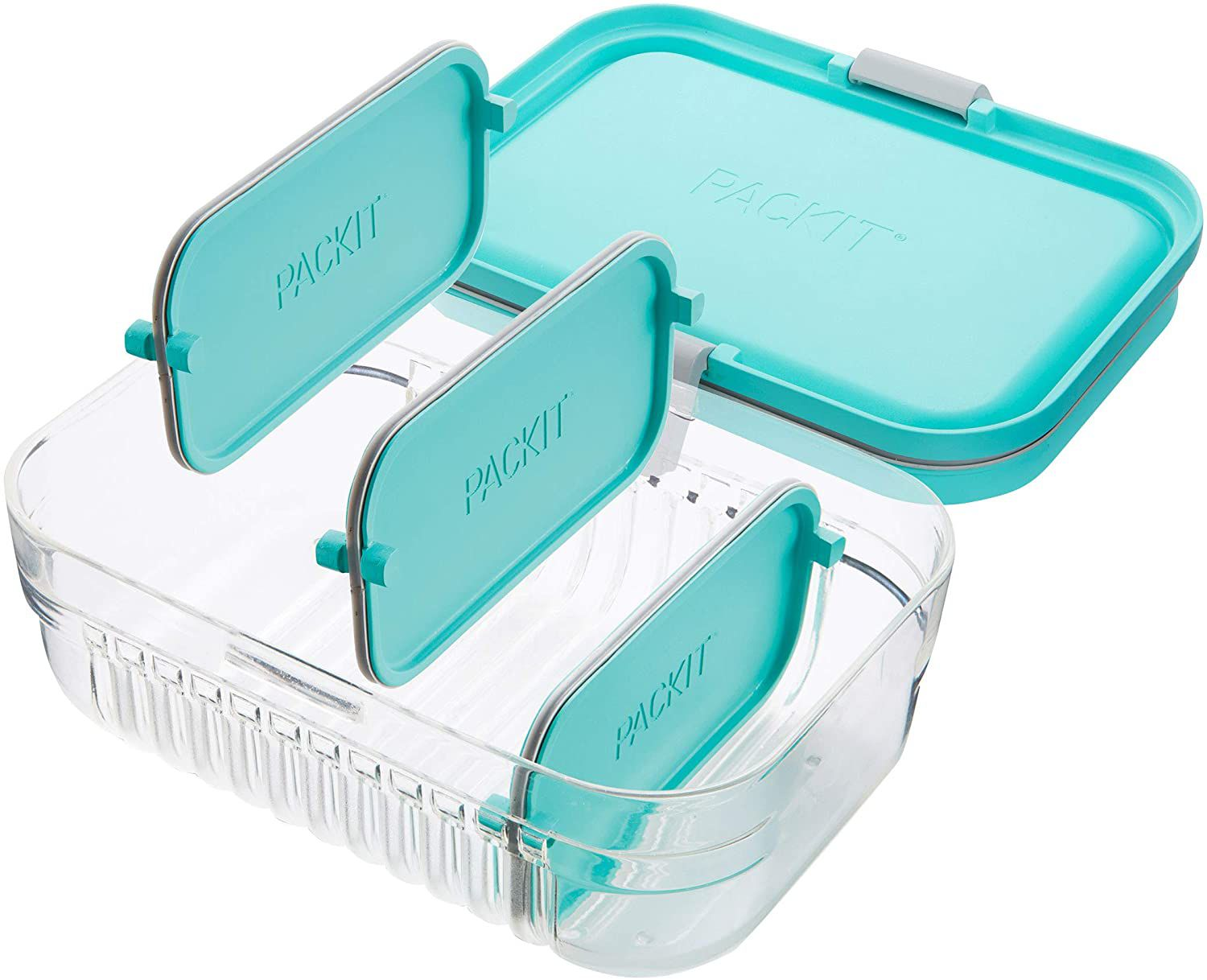 PackIt Mod Lunch Bento Food Storage Container