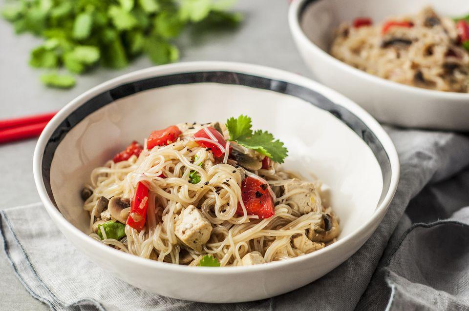 Thai glass noodles