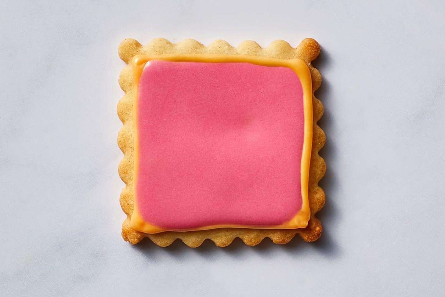 Ice Sugar Cookies