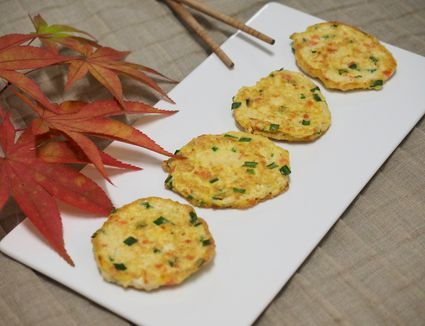 Korean style Pancake,vegetable, meatball