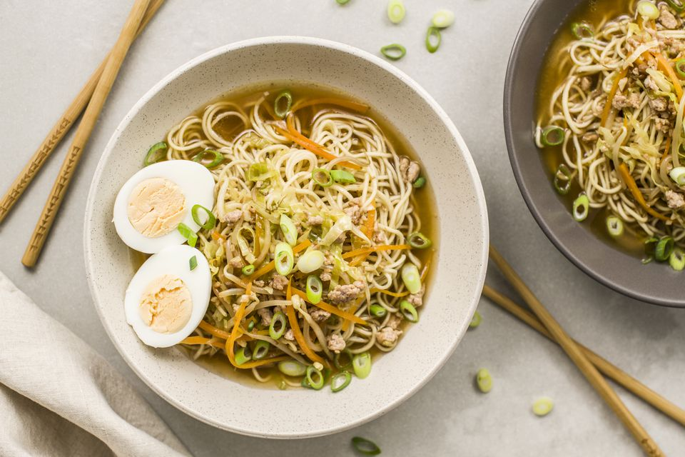 Know Your Asian Noodle Guide To Udon Mein And More