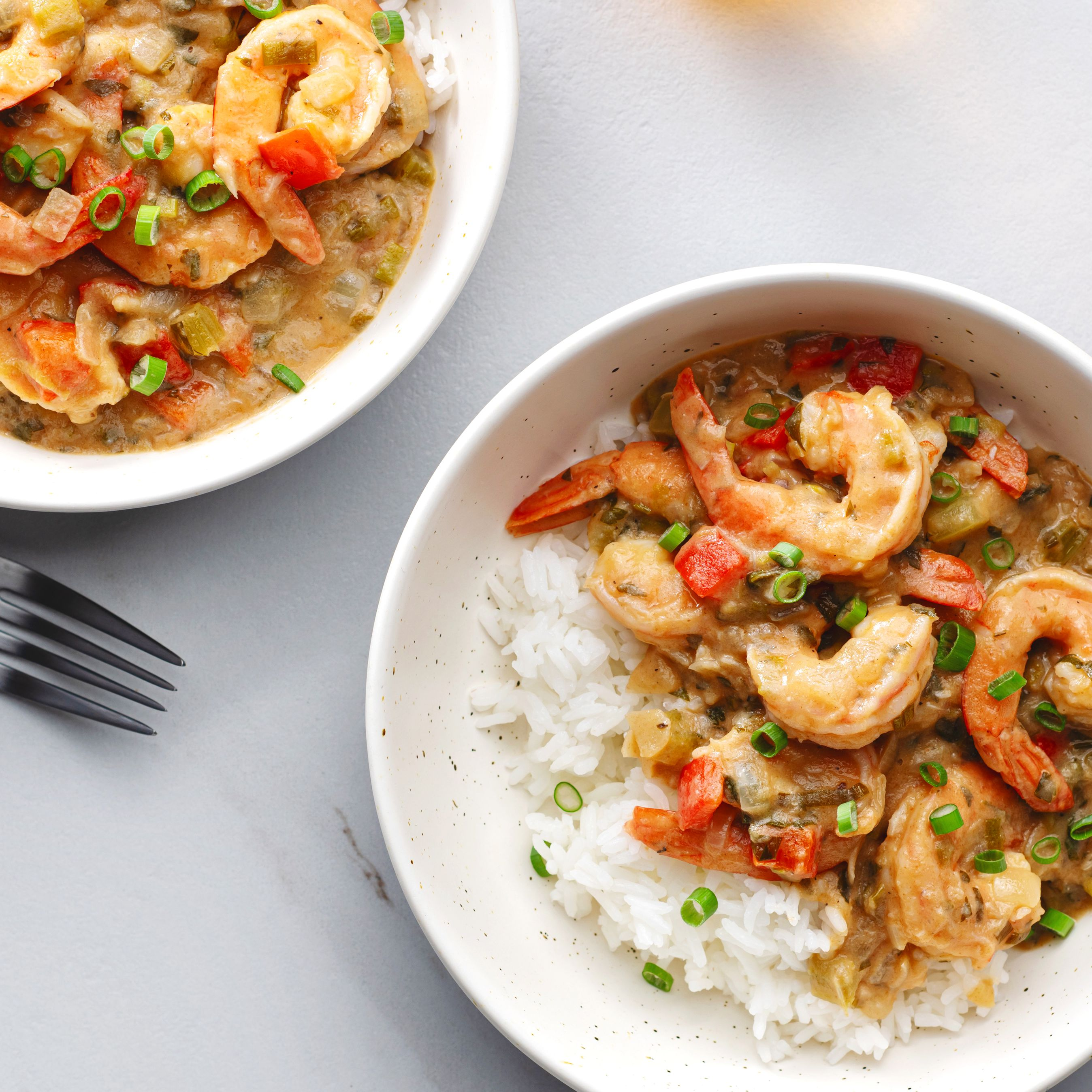 Cajun Shrimp Etouffee Crock Pot Recipe