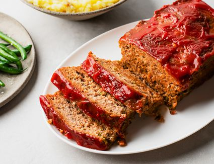 Homemade Southern style meatloaf recipe
