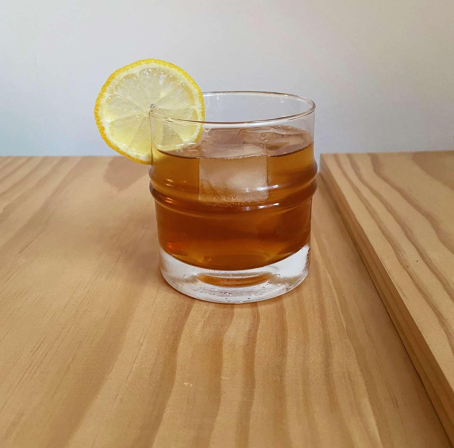 Easy Bourbon Tea Tester Image
