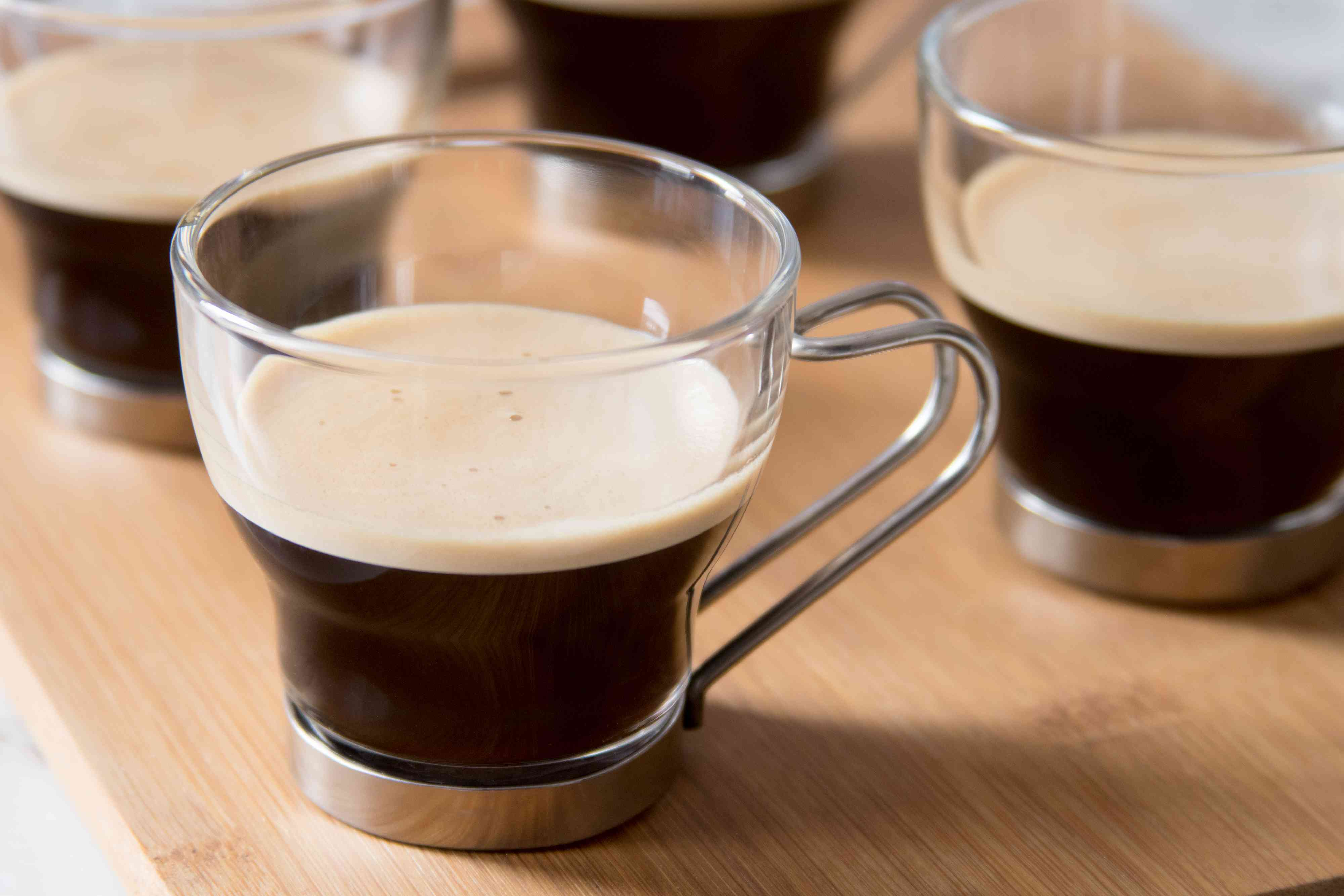 Cuban Coffee in cups