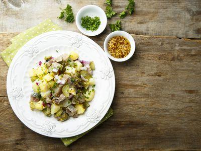 Herring Specialties in German Cuisine