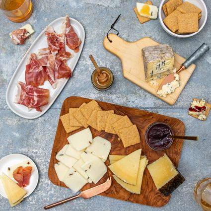 best meat and cheese gift basket