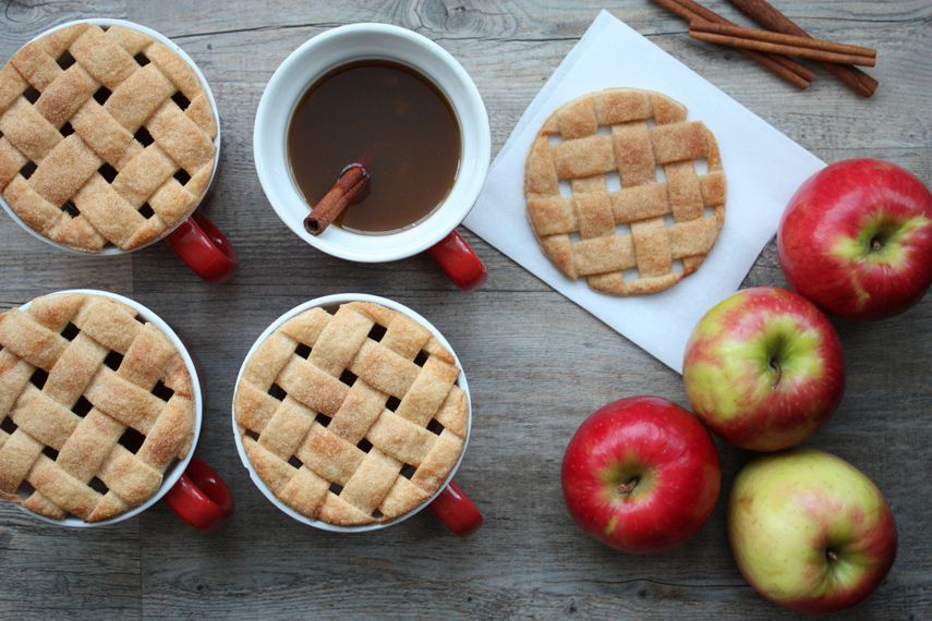 Lattice Pie Crust Toppers