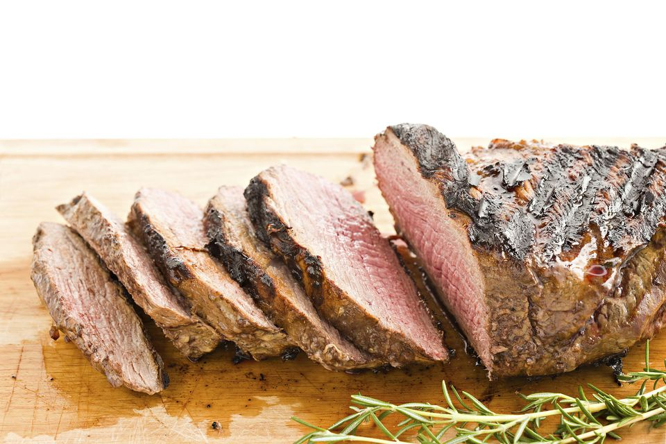 Asian Marinated Tri-Tip Roast