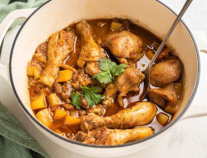 Durban chicken curry recipe