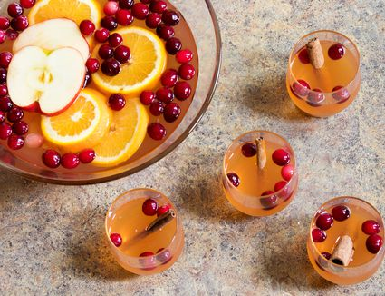 Thanksgiving Punch for the Family