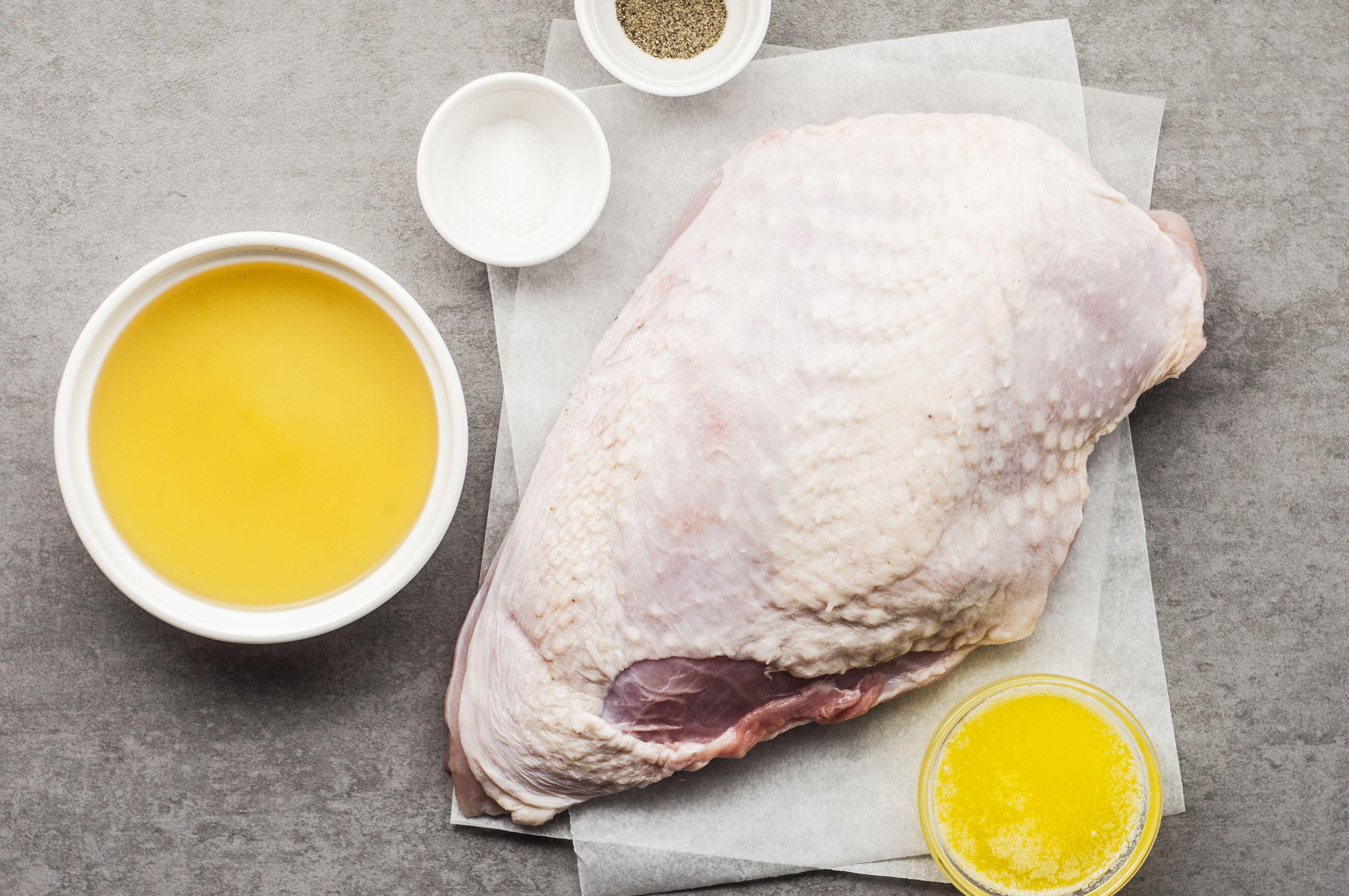 Roast turkey breast recipe ingredients