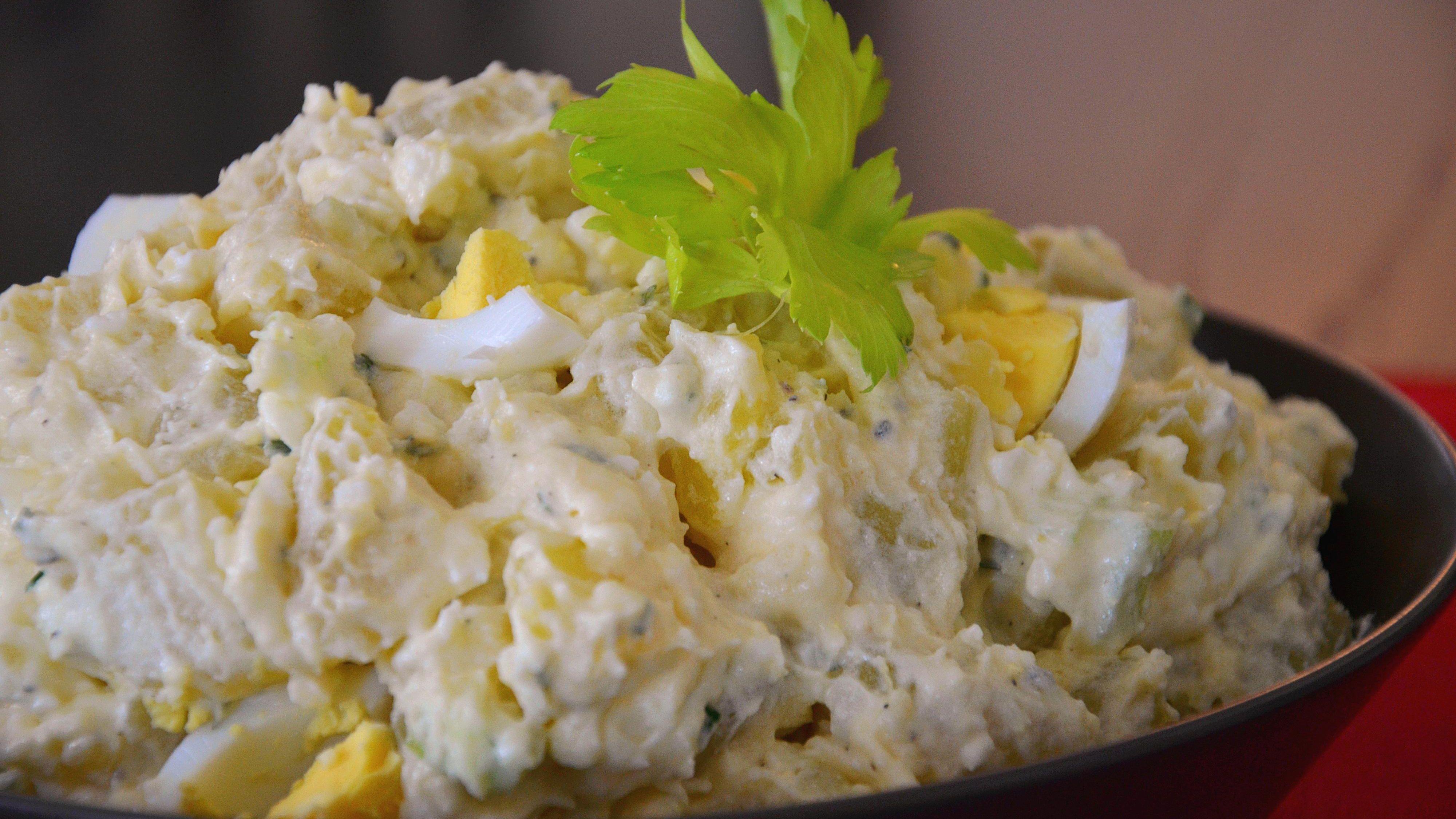 Egg Salad Potato Salad Recipe