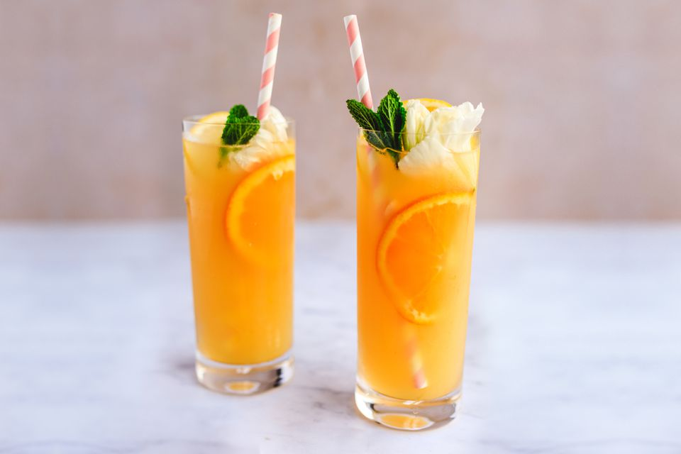 Scorpion cocktail recipe