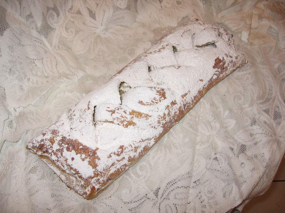 Croatian strudel