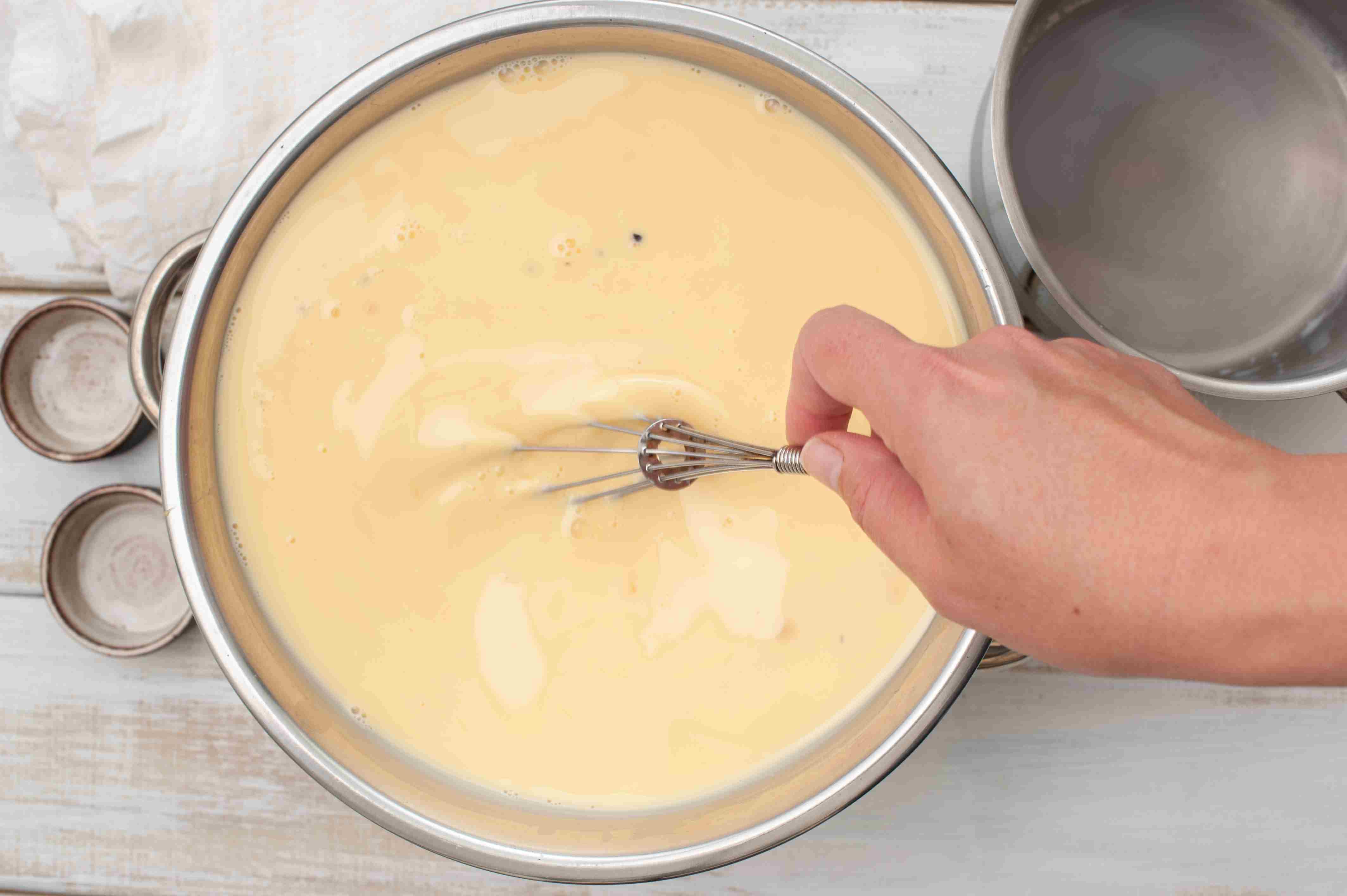 Slovak Egg Cheese Recipe