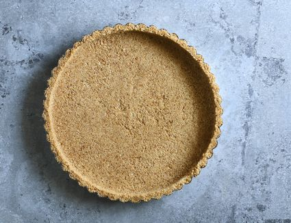 Peanut Butter Graham Cracker Pie Crust
