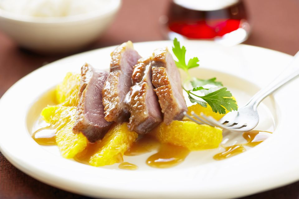 Easy classic french duck a lorange recipe an easy classic french duck a lorange recipe forumfinder Choice Image