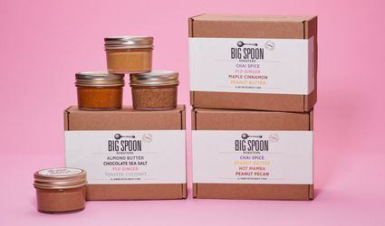 big spoon roasted mini nut butters