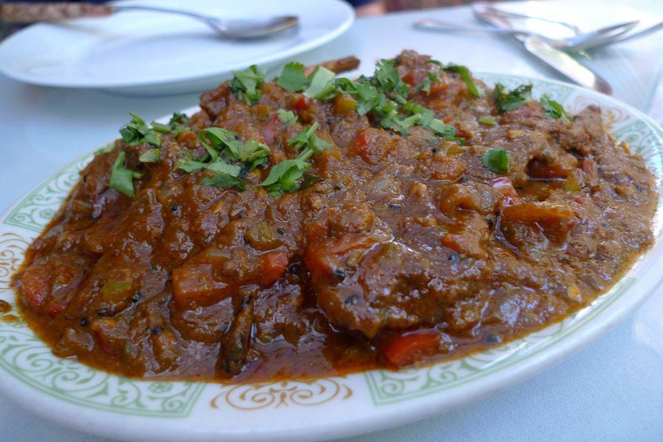 Chops Hara Marsala
