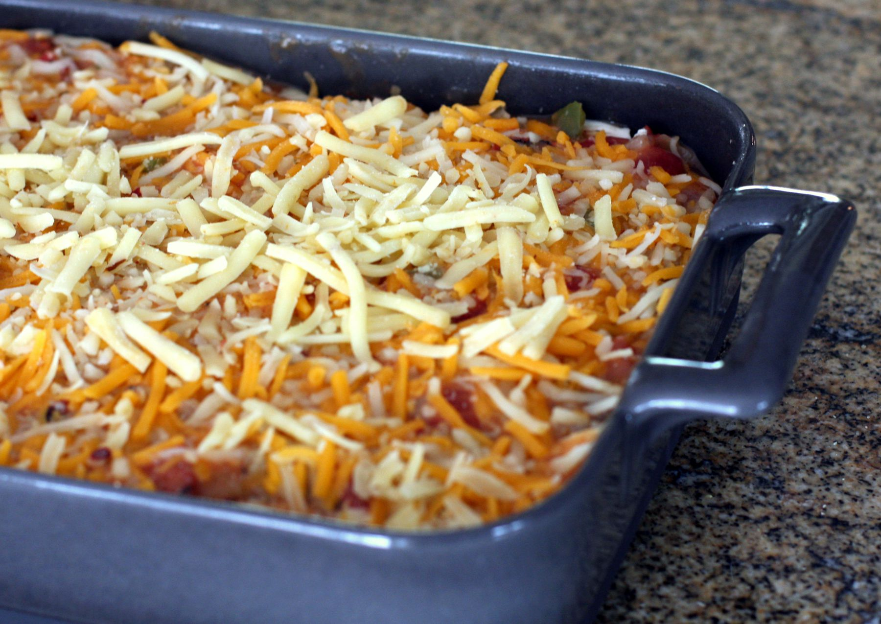 King Ranch Chicken Casserole with Corn Tortillas