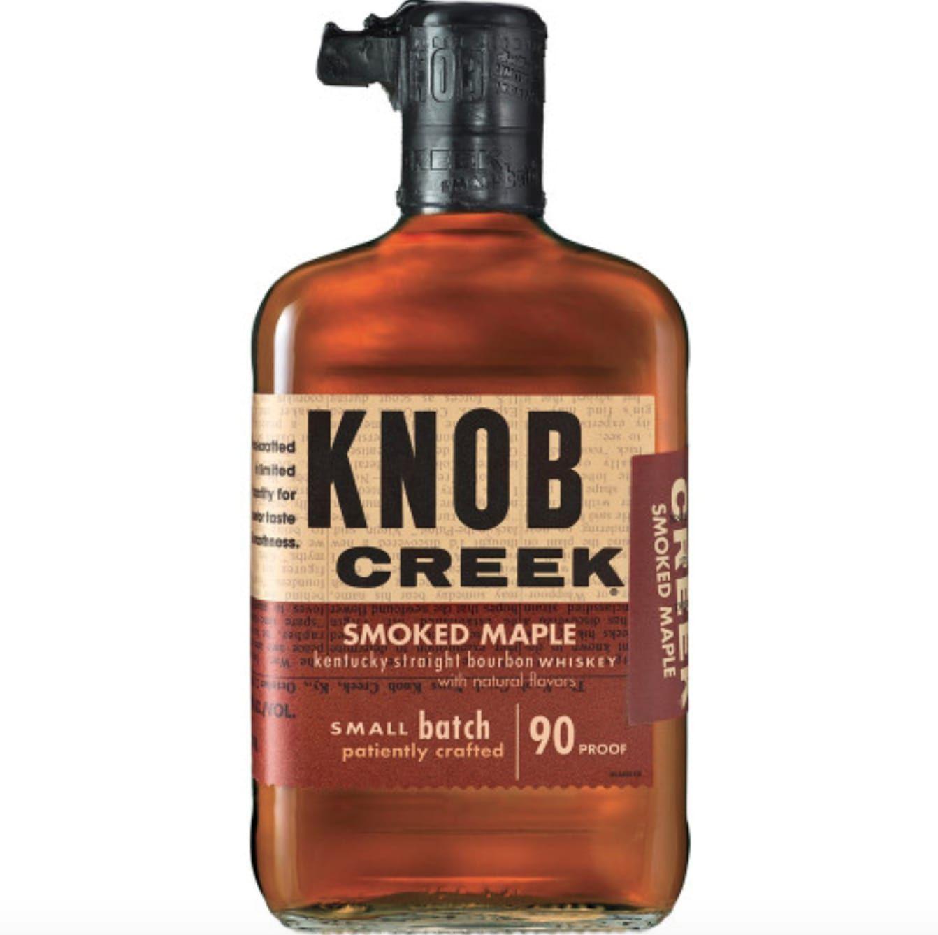 knob-creek-smoked-maple-bourbon-whiskey
