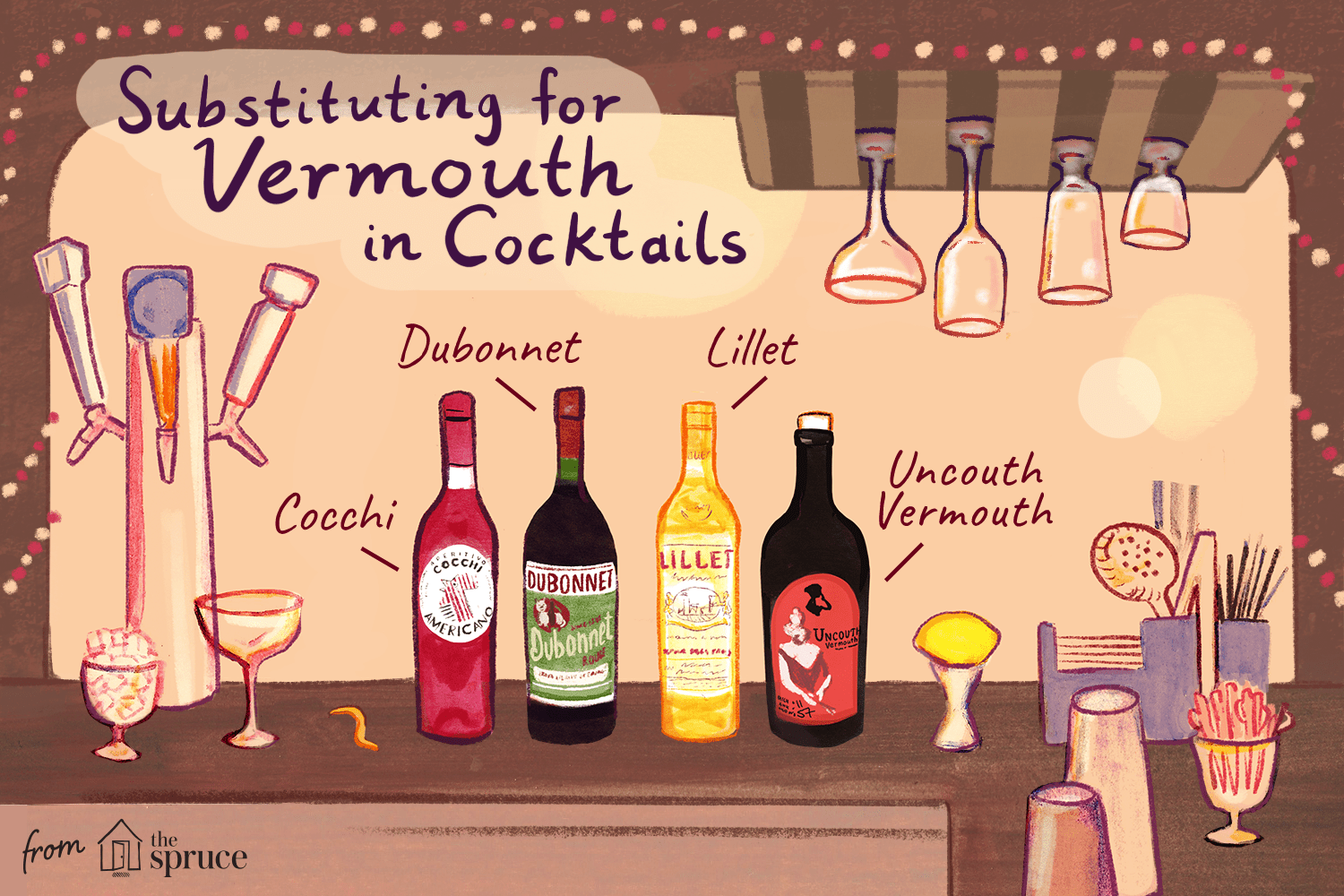 Vermouth substitution