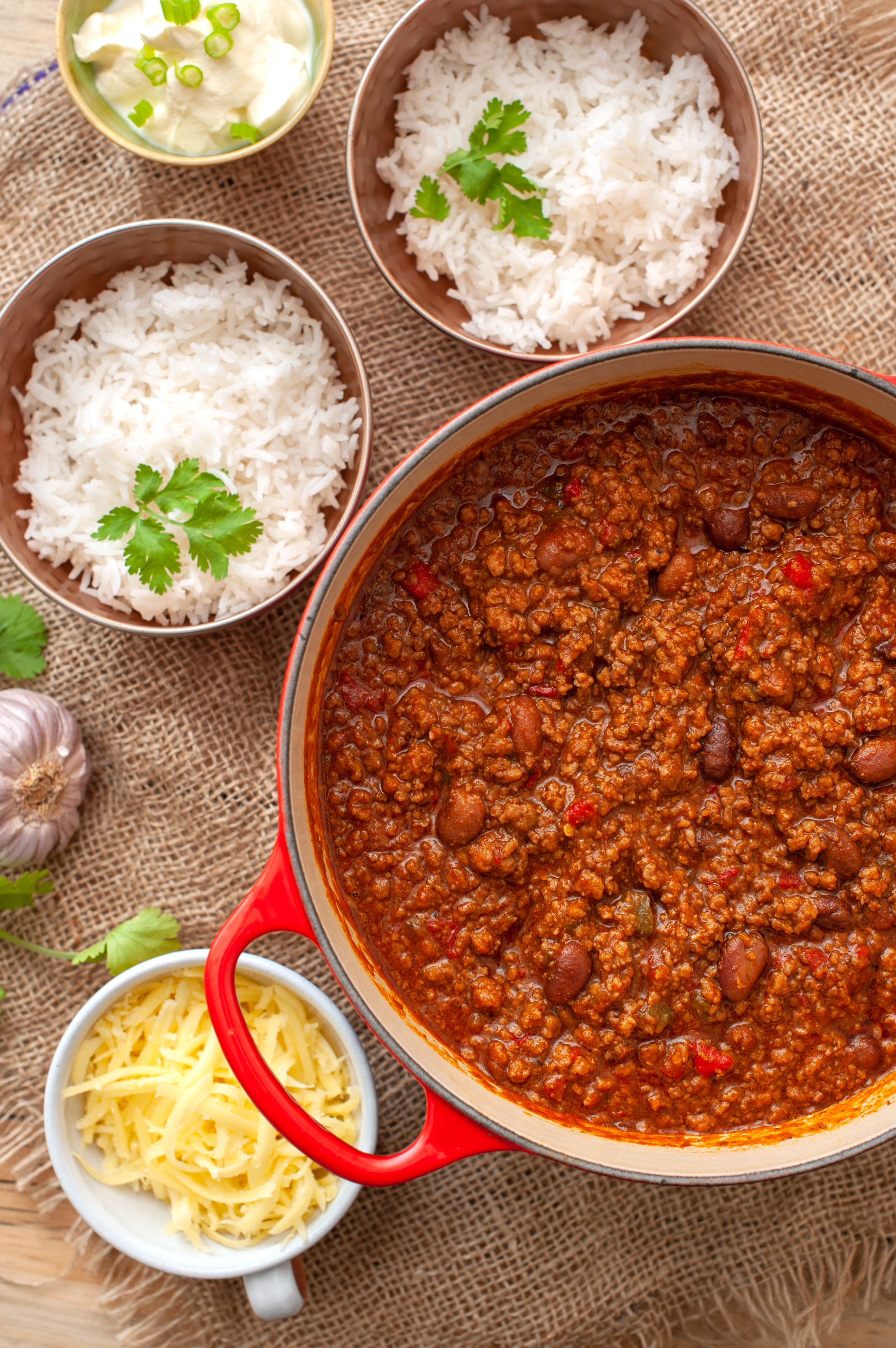 Low Carb Meaty Chili Recipe
