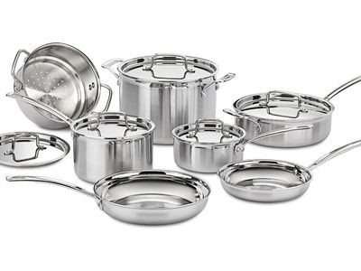 Cuisinart Cookware Review Multiclad Pro Has Many Pros And Few Cons