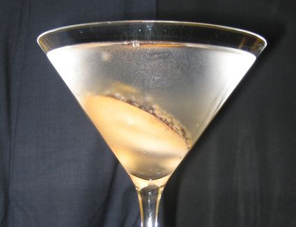 Plumdog Millionaire Cocktail with Bulldog Gin