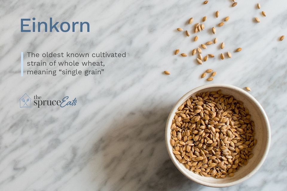 what is einkorn