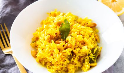 South Indian Rice