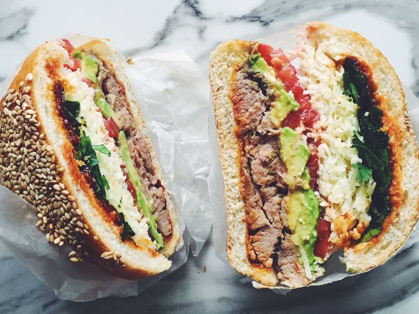 Sandwiches From Around The World